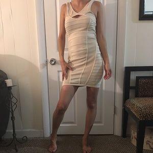 Mini dress body-con